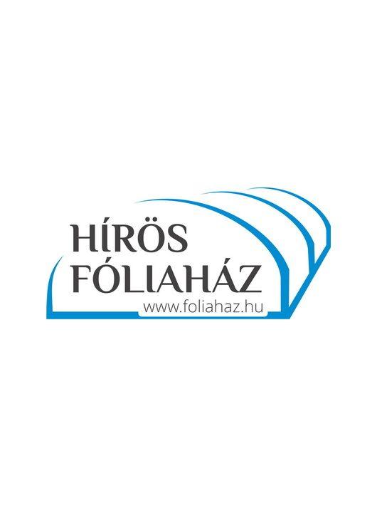 HOBBI FÓLIAHÁZ 4m SZÉLES, KÜLÖNBÖZŐ HOSSZÚSÁGBAN