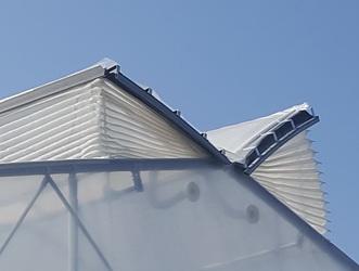 Pillangó tetőszellőző