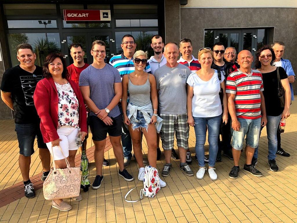 Hírös Fóliaház csapata 2019